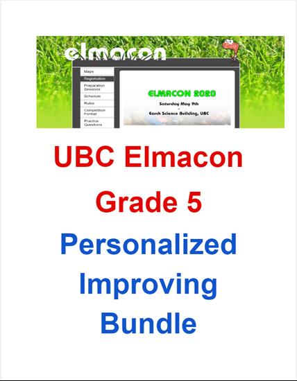 Picture of UBC Elmacon Grade 5